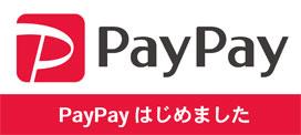 PayPay始めました